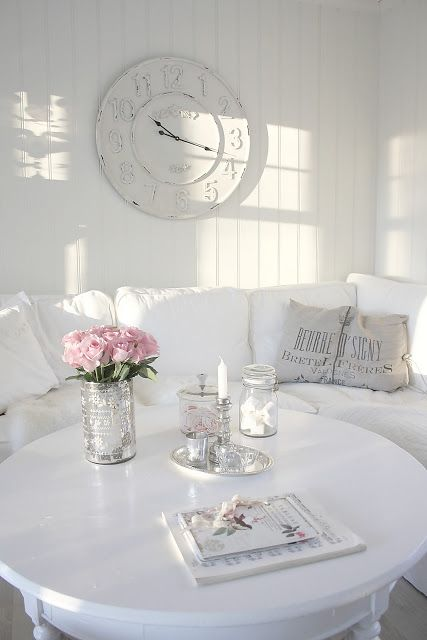 Beautiful Shabby Chic Style <3