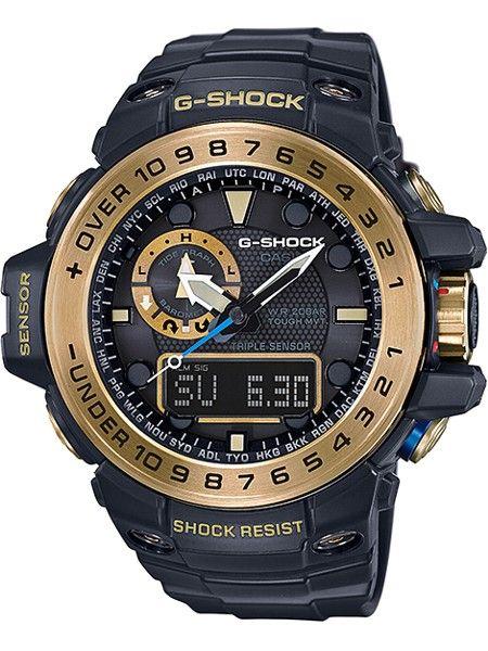 CASIO G-SHOCK GULFMASTER | GWN-1000GB-1AER
