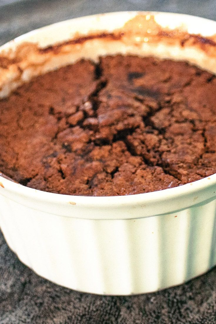 [Chocolate Self-Saucing Pudding #Recipe] - Hot, rich and saucy #pudding. The stuff you dream about on cold wintery nights or rainy days stuck in an office. Try this recipe out. It'll be worth it! http://whatsinnellysbelly.com/desserts/chocolate-self-saucing-pudding/