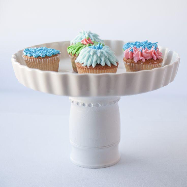 Diy ○ Cake Plate Stand  sc 1 st  Pinterest & 136 best **Cake Plates \u0026 Cake Stands a Plenty!** images on Pinterest ...