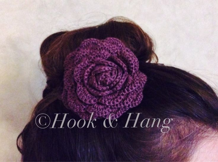 A personal favorite from my Etsy shop https://www.etsy.com/listing/272068978/rose-flower-messy-bun-wrap-hair-bun-wrap