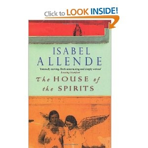 Magical.: Worth Reading, Isabel Allend, Houses, Books Jackets, Books Worth, Magic Realism, Spirit, Favorite Books, Favourit Books