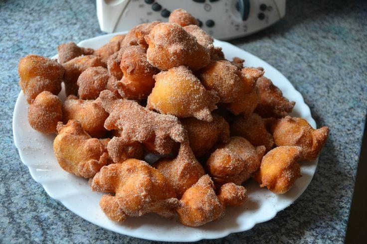 Rezept Margies Quarkbällchen von Margie - Rezept der Kategorie Backen süß