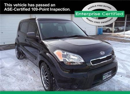 Used 2011 KIA Soul Highlands Ranch, CO, Certified Used Soul for Sale, KNDJT2A11B7347183