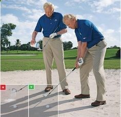 The golf swing It's probably the most analyzed, dissected and debated movement of any sport. One person likes Tiger Woods' swing, another person hates it. One person likes Sergio Garcia's swing, another person hates it. One person likes Ben Hogan's swing, another person hates it. So is there ONE perfect golf swing? Well, it depends on how you define a perfect golf swing. If you look at the aesthetics of a golf swing then no, there is no perfect golf swing, because everyone has a different…