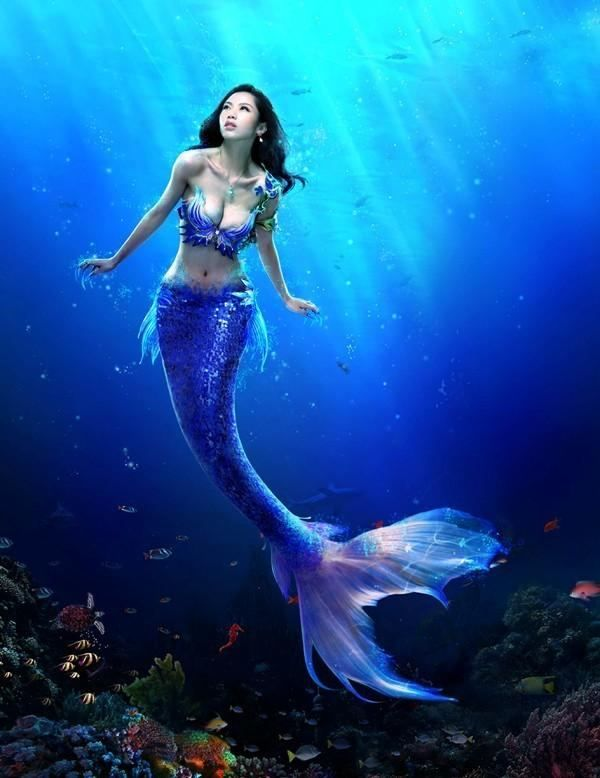 Which elemental mermaid are you? | PlayBuzz