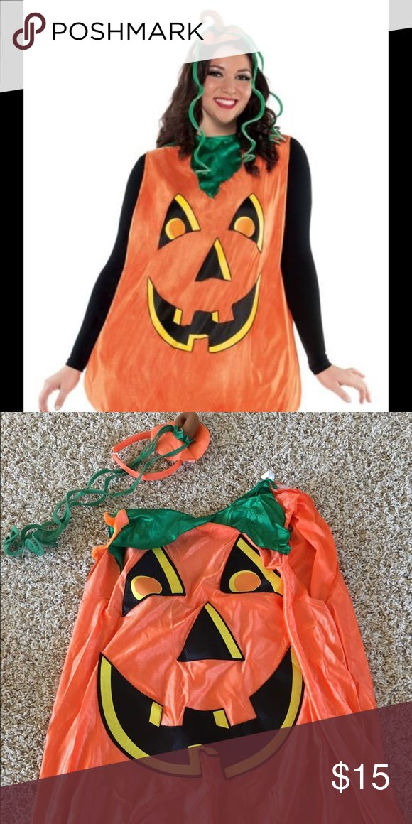 Pumpkin costume for women and men (With images) Costumes