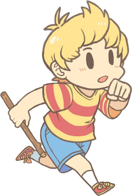 hello there friends in case u have forgotten Lucas from mother 3 is a transboy all other canons will be vetoed bc u are wrong