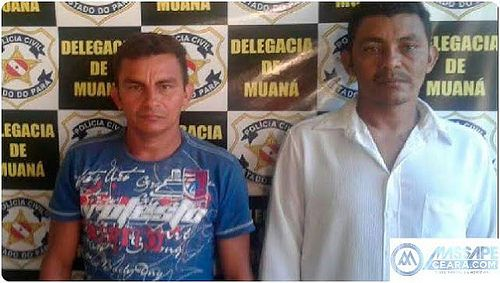 Dois irmãos presos acusados de estuprar as próprias filha de 9 e 14 anos no Pará: ift.tt/2nMHbFp