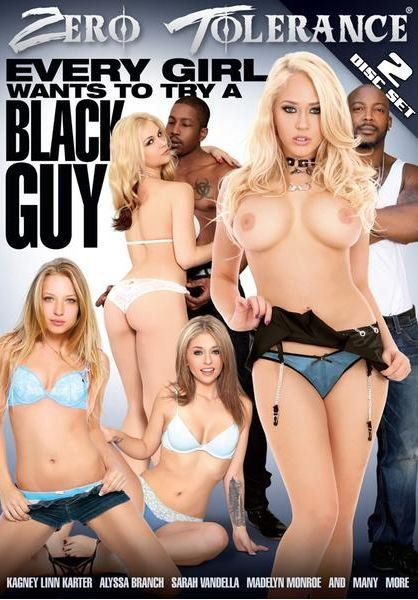 EVERY WHITE GIRL WANTS TO TRY A BLACK GUY