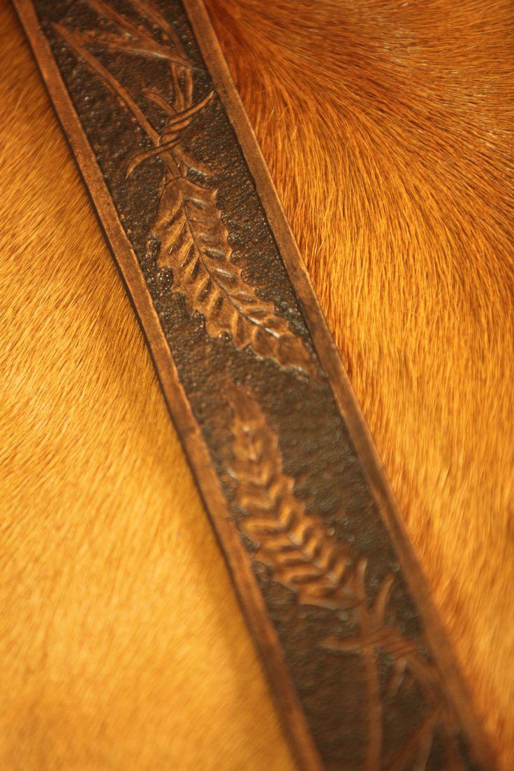 Handmade Leather Belt