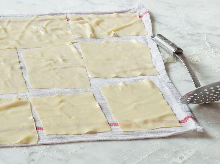Lasagne selber machen - und zwar richtig