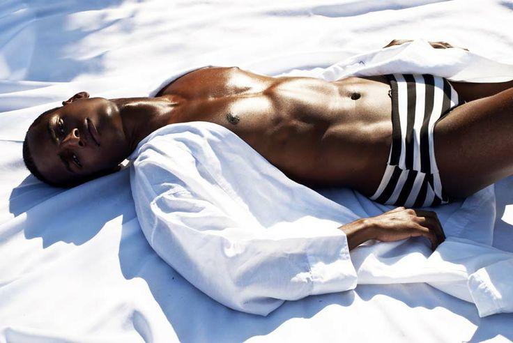brazilian male model.Antonio Cruz.Antonio
