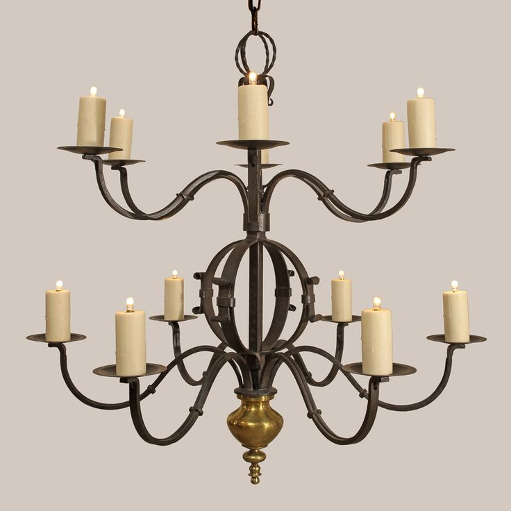 2013 tuscany chandelier paul ferrante 42 d x 44 finish old iron