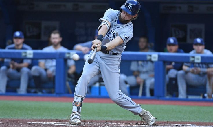 Rays place Colby Rasmus on 10-day disabled list = The Tampa Bay Rays have officially placed outfielder Colby Rasmus on their 10-day disabled list, the club announced on Friday afternoon. The veteran slugger has been forced to the sideline with.....