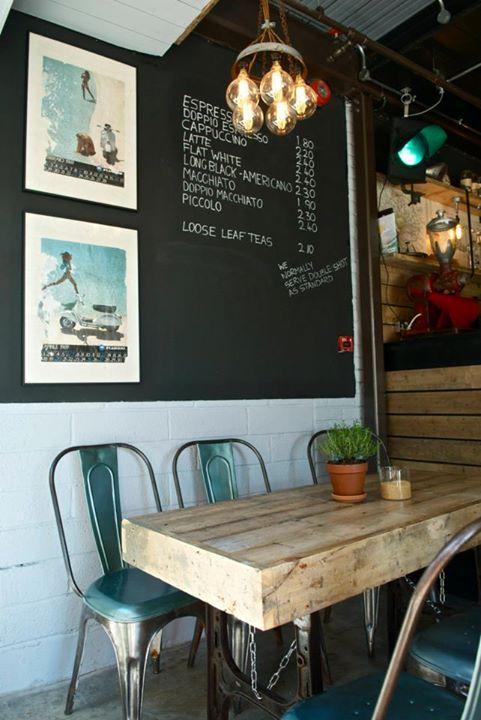 Espresso Bar Mozzino | London