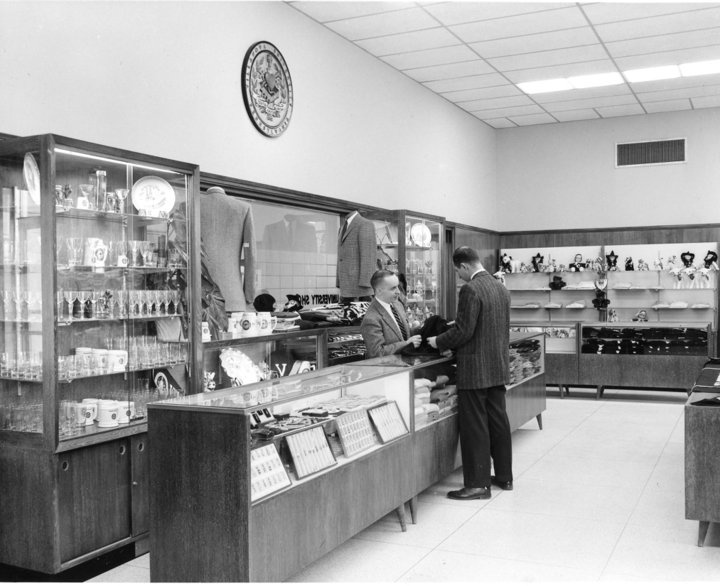 The original bookstore- in Dougherty it looks like!