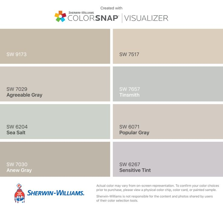 Sherwin Williams Popular Gray: Sherwin-Williams: Shiitake (SW 9173) Foyer, Agreeable Gray