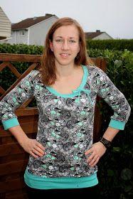 Retrofant: Shelly Sew-along med og uten krage