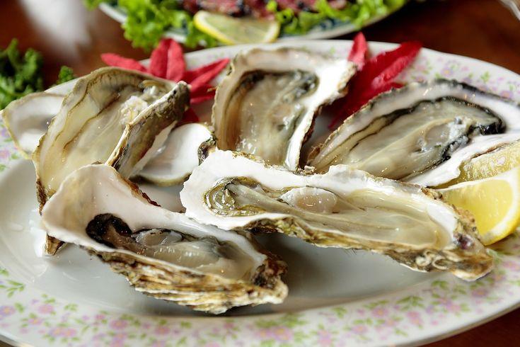How well preapare oysters - Jak dobrze przygotować ostrygi