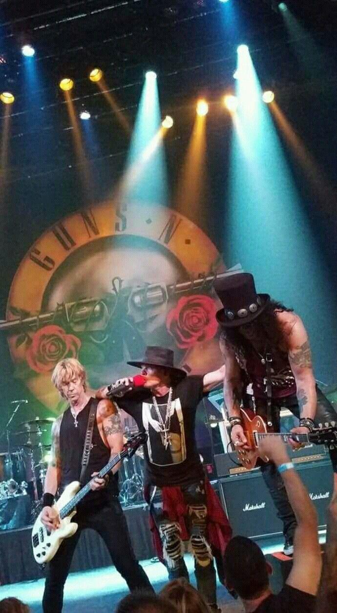 Guns N Roses Guns N Roses Rock And Roll Rock N Roll