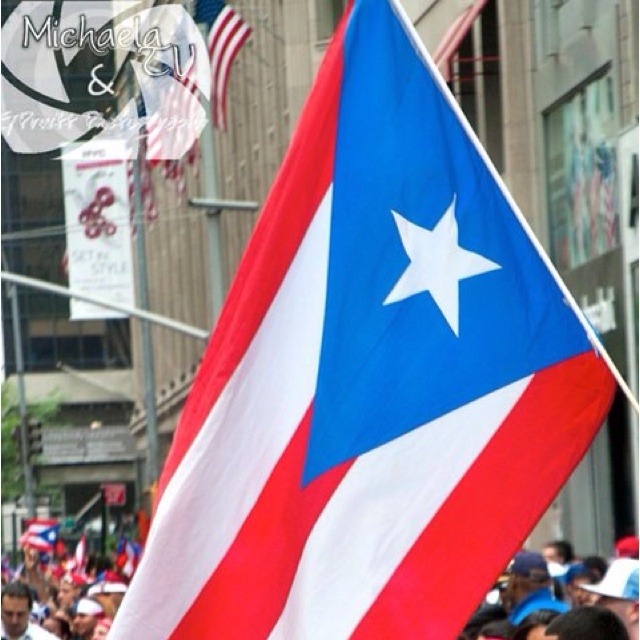 puerto rican flag day