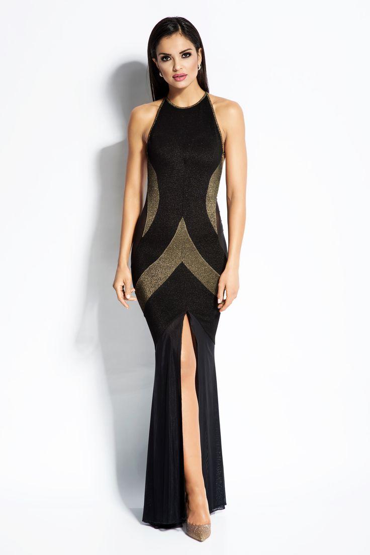 Zjawiskowa sukienka Michelle. Bardzo zmysłowa i elegancka.
