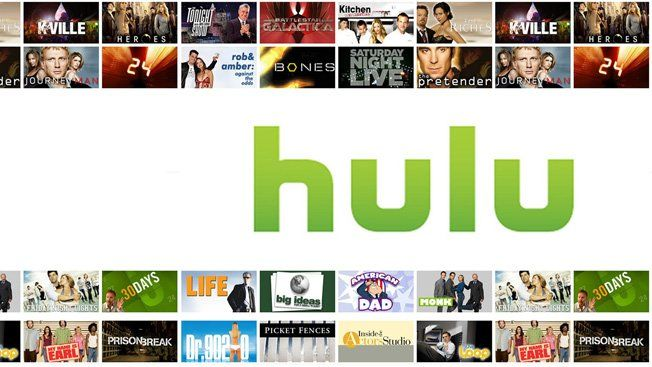I get my hulu on, several times a week.