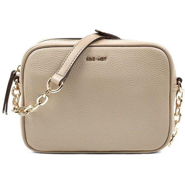 0fbb3377fbe Nine West Nicolina Crossbody Bag (3,115 INR) ❤ liked on Polyvore ...