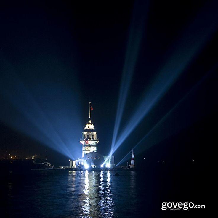 Büyüleyici Kız Kulesi'nden herkese iyi geceler ve tabii ki mutlu haftalar! :) ---------------------- govego.com   #doğa #naturel #yeşil #green #life #lifeisgood #seyahatetmek #seyahat #yolculuk #gezi #view #manzara #gününkaresi #huzur #an  #anatolia #turkey #travel #turizm #türkiye #turkey #instagram #instagood #instaphoto #bestoftheday #photo #huzur  #govego #smile #travel