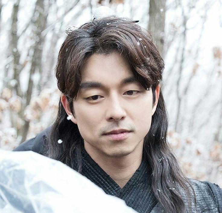 Gong Yoo as Kim Shin in kdrama Goblin 2016