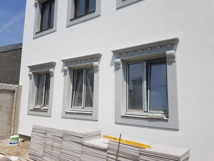 Proiect casa rezidentiala Bucuresti | Profile Decorative CoArtCo