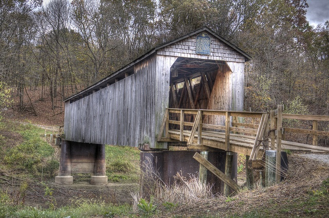Thompson Mill Covered Bridge