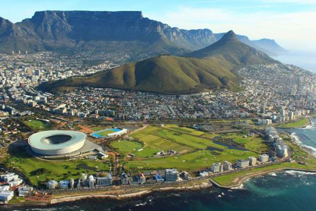 CAPE TOWN VOTED BEST CITY IN THE WORLD
