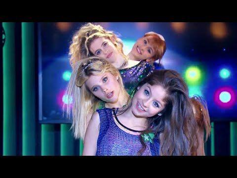 """Soy Luna - Luna & los Chicos cantan """"Vuelo"""" - Capitulo 80 - YouTube"""