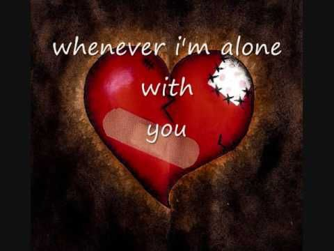 Whenever I'm Alone With You ~ Love Song by The Cure #lyric