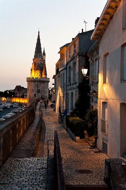 By The Sea, La Rochelle, France