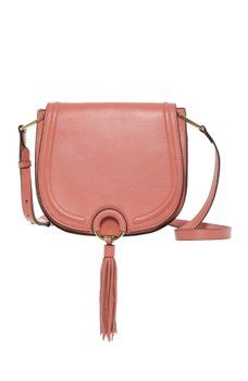 Vince Camuto - Elme Saddle Crossbody Bag