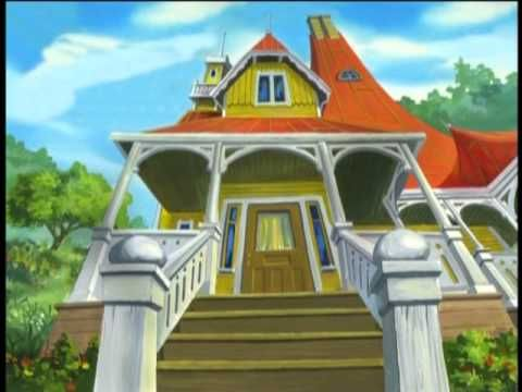 Pippi keert terug naar Villa Kakelbont