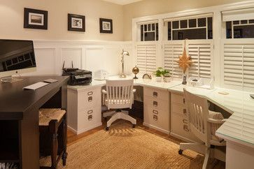 Small Shared Office Space Design, Pictures, Remodel, Decor and Ideas - page 3