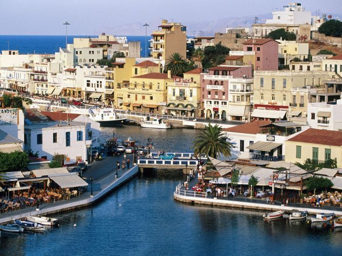 Grèce Crète
