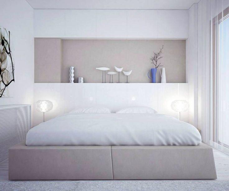 İç mekan yatak odası