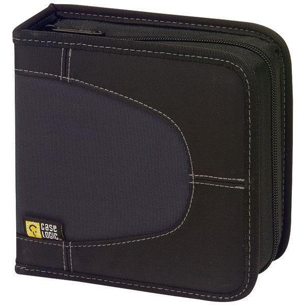 Nylon CD Wallets (32 Disc) - CASE LOGIC - CDW-32
