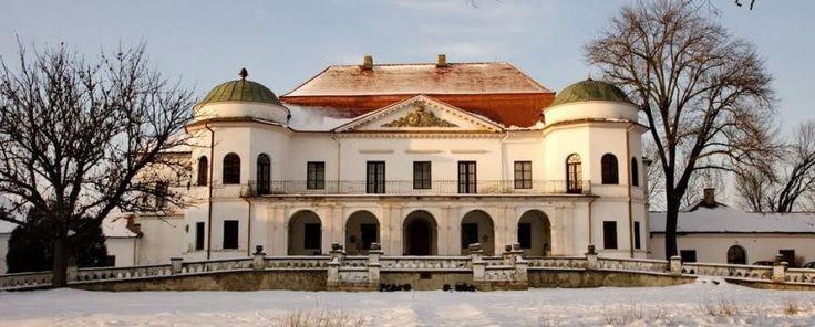 Sztáray-kastély – Nagymihály, TájGazda