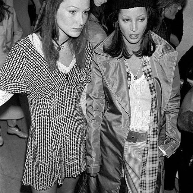 2017/08/05 03:15:34 #carlabruni #christyturlington  #fashion #90s #style #glamour #90s #80s #vintage #makeup #hairstyle #instagirls #supermodels #models #chanel #versace #designer #design #photographer #photo #photography #catwalk #runway #gay #retro #dragqueenmakeup #90sfashion #rupaulsdragrace #epic