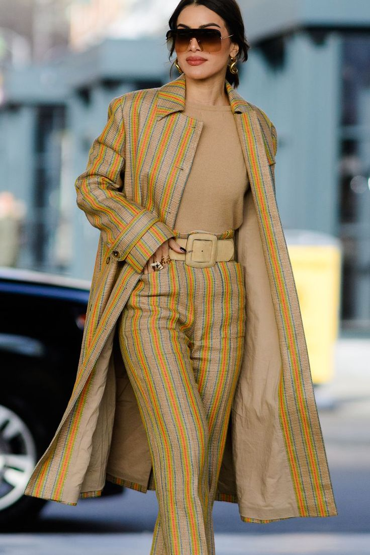 The Greatest Avenue Type Seems From New York Vogue Week