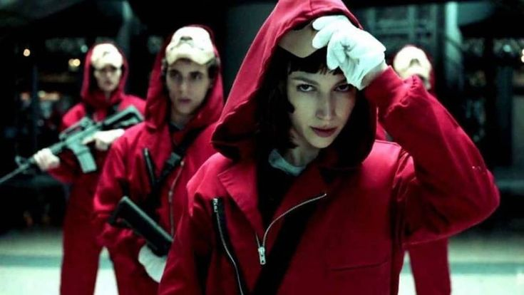 Absolutely loved loved LOVED La Casa de Papel (Money Heist) on Netflix. Watched …