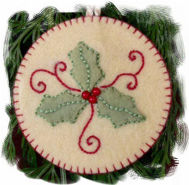 38 Original Felt Ornaments Decoration Ideas For Your Christmas Tree 07