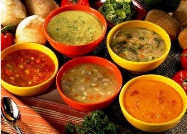 Домашние супы быстрого приготовления. 8 рецептов