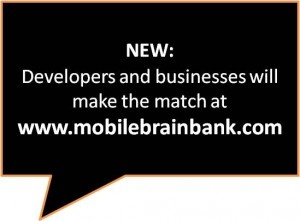 Mobile Brain Bank is based in Finland. Be sure to look for them at Mobile World Congress in Barcelona this year.